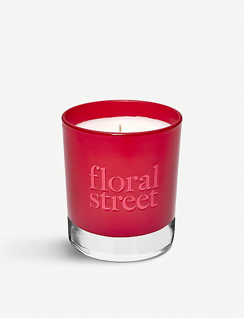 FLORAL STREET: Lipstick scented candle 200g