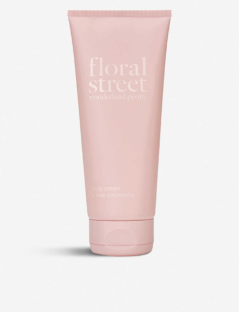 FLORAL STREET: Wonderland Peony Body Cream 200ml