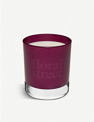 FLORAL STREET: Santal Mysore scented candle 200g