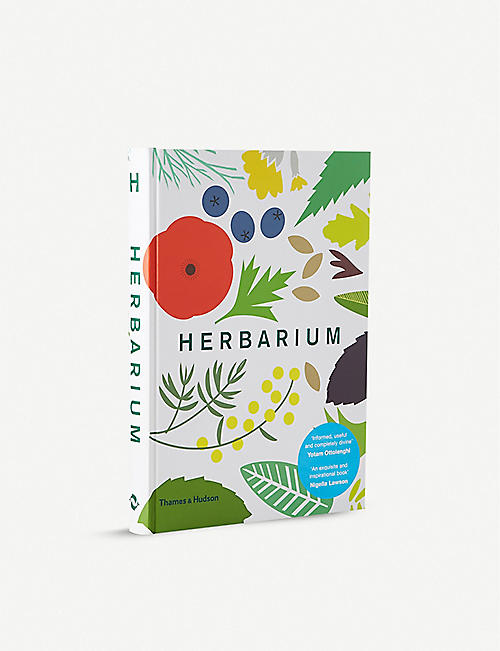 THE CONRAN SHOP: Herbarium by Caz Hildebrand hardback book
