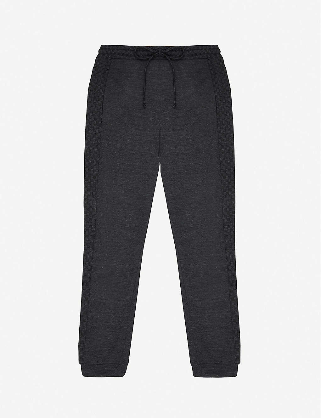 PREVU: Solander woven jogging bottoms