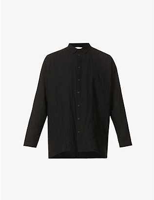 TOOGOOD: The Draughtsman oversized cotton-blend shirt
