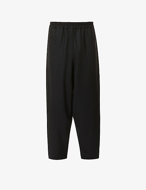 TOOGOOD: The Acrobat tapered wool and cashmere-blend trousers