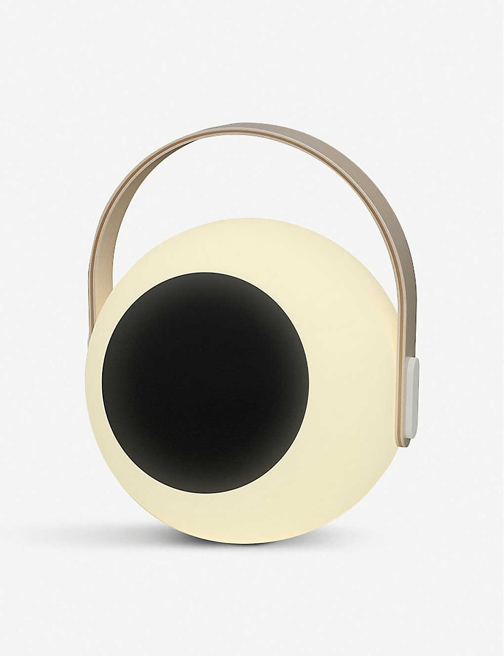 THE TECH BAR: Mooni Eye speaker lamp