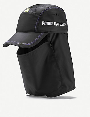 PUMA: Puma x Central Saint Martins shell desert cap