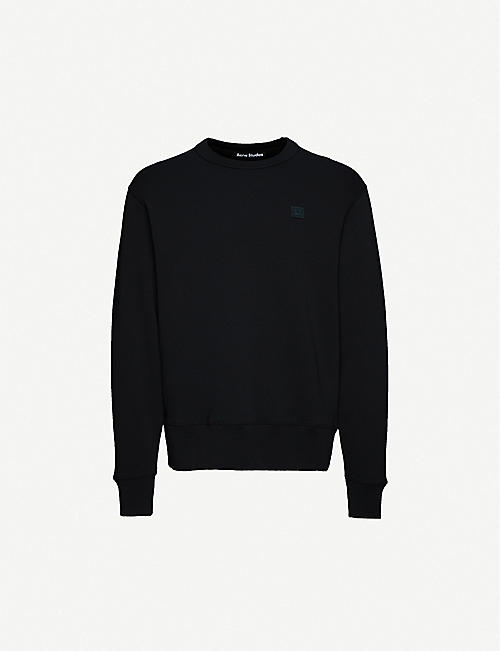 ACNE STUDIOS: Fairview cotton-jersey sweatshirt