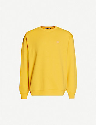 ACNE STUDIOS: Forba cotton-jersey sweatshirt