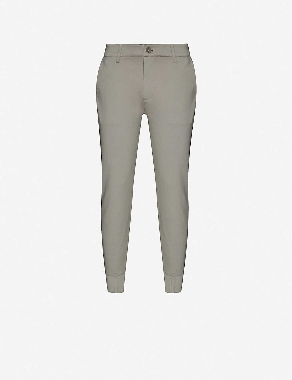 PAIGE: Elmwood woven stretch jogger trousers