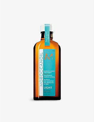 MOROCCANOIL: Moroccanoil Treatment Light hair oil 125ml