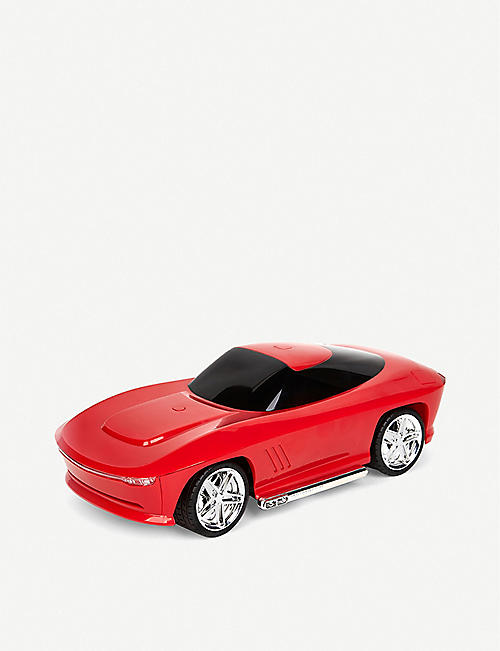 BUILD YOUR OWN RC FAO Schwarz Smokey red shell remote-control car