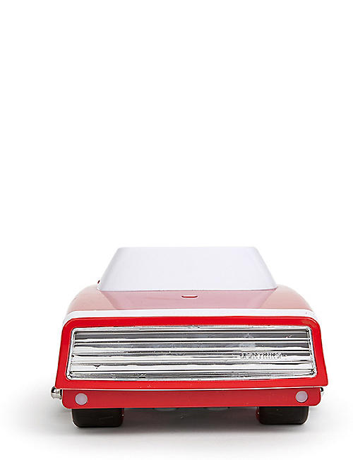 BUILD YOUR OWN RC FAO Schwarz Lightning red shell remote-control car