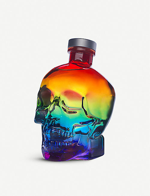 CRYSTAL HEAD VODKA Pride limited edition vodka 700ml
