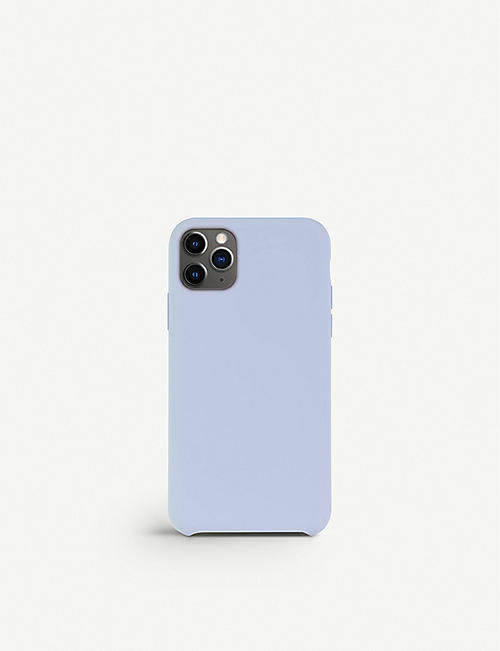 MINTAPPLE: Premium silicone iPhone 11 Pro case