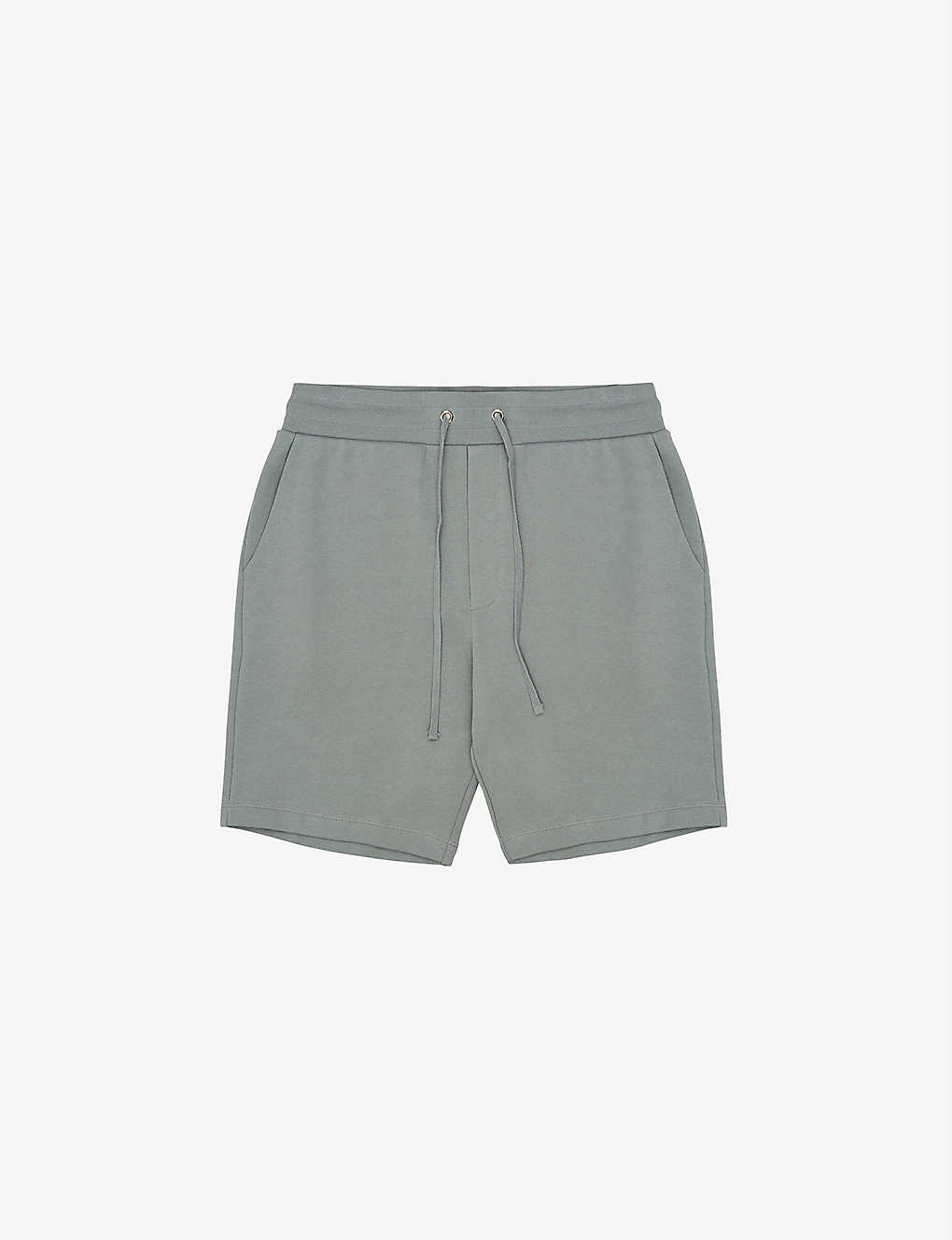 REISS: Belsay slim-fit cotton-jersey shorts