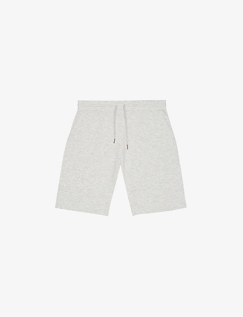 REISS: Tyne relaxed-fit stretch-jersey shorts