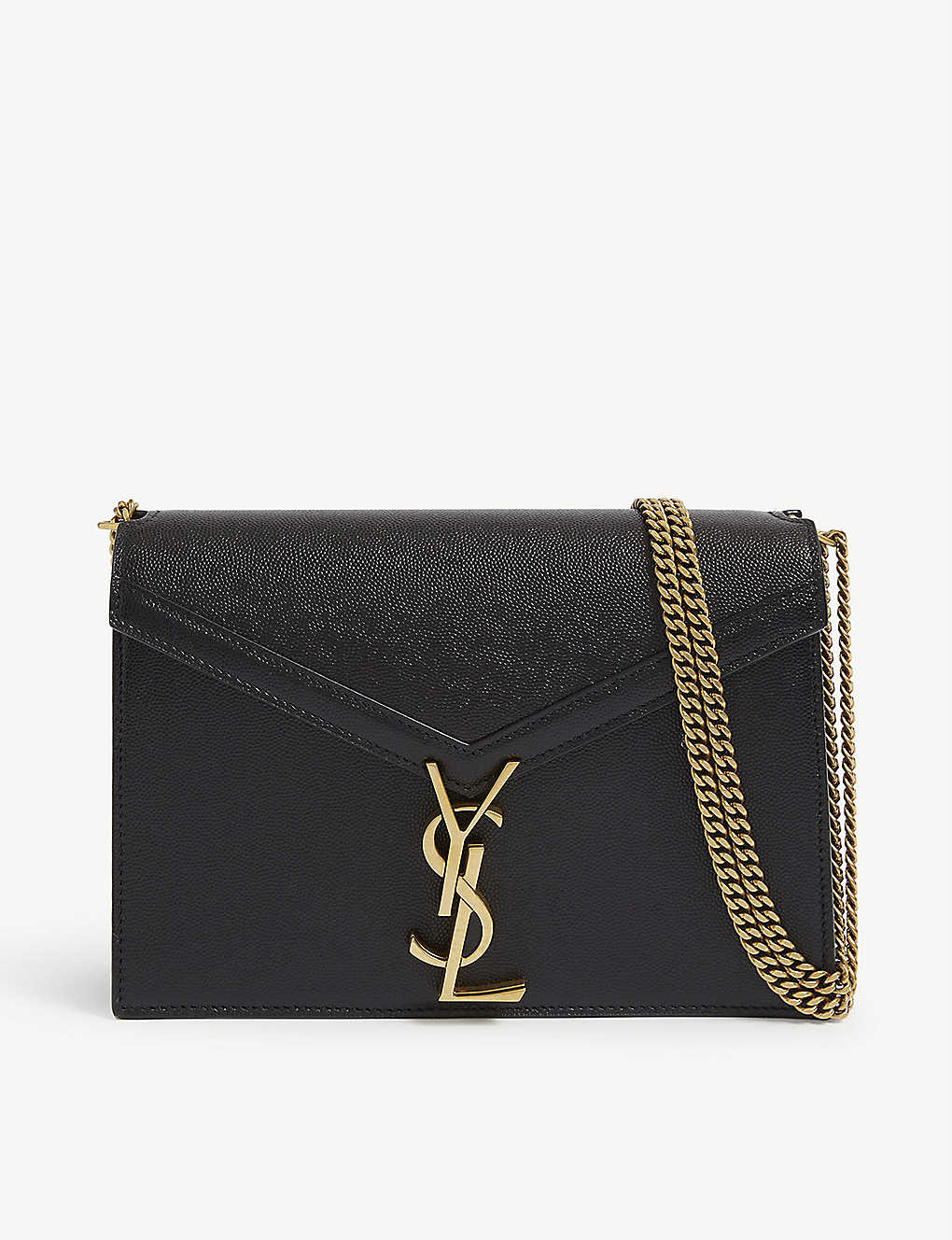 SAINT LAURENT: Cassandra leather shoulder bag