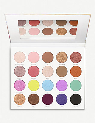 MORPHE: Morphe x Maddie Ziegler The Imagination Palette eyeshadow palette