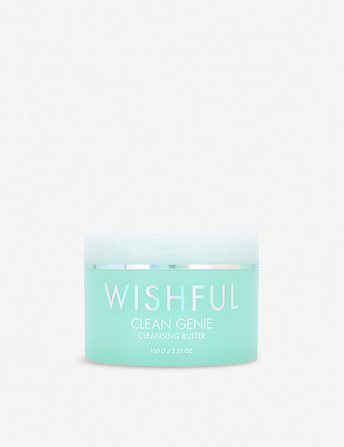 HUDA BEAUTY: WISHFUL Clean Genie cleansing butter 100g