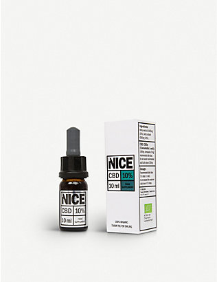 MR NICE: 10% CBD oil 10ml