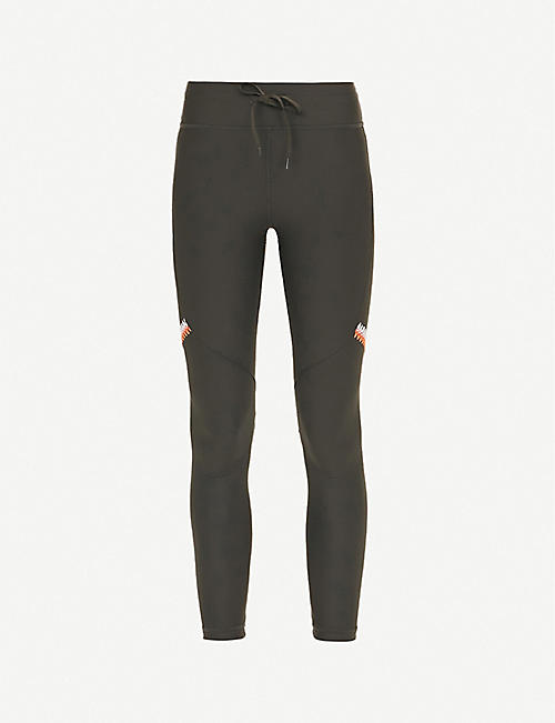 THE UPSIDE: Freedom high-rise stretch-jersey leggings