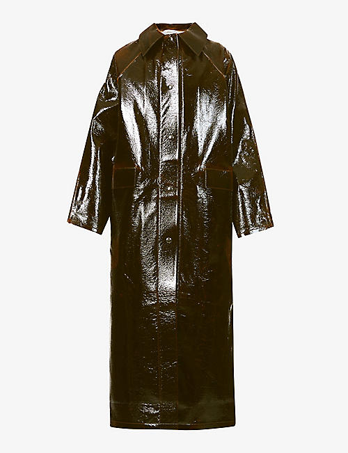 KASSL EDITIONS: Original wool lacquer coat