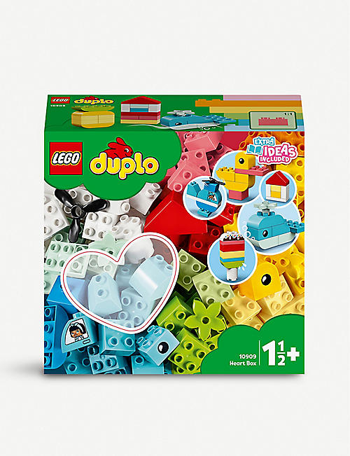 LEGO: LEGO® DUPLO® Heart brick box set