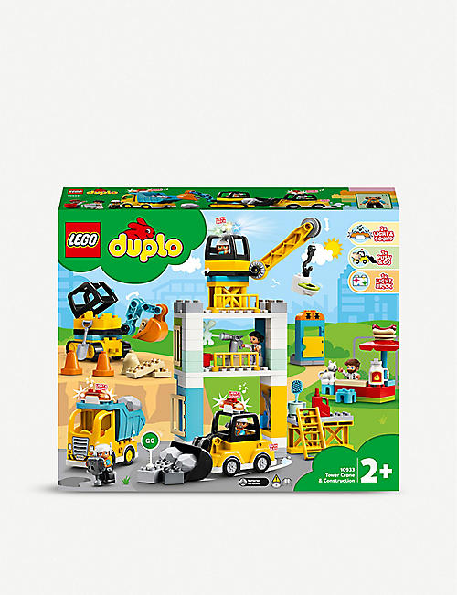 LEGO: DUPLO® 10933 Tower Crane and Construction set