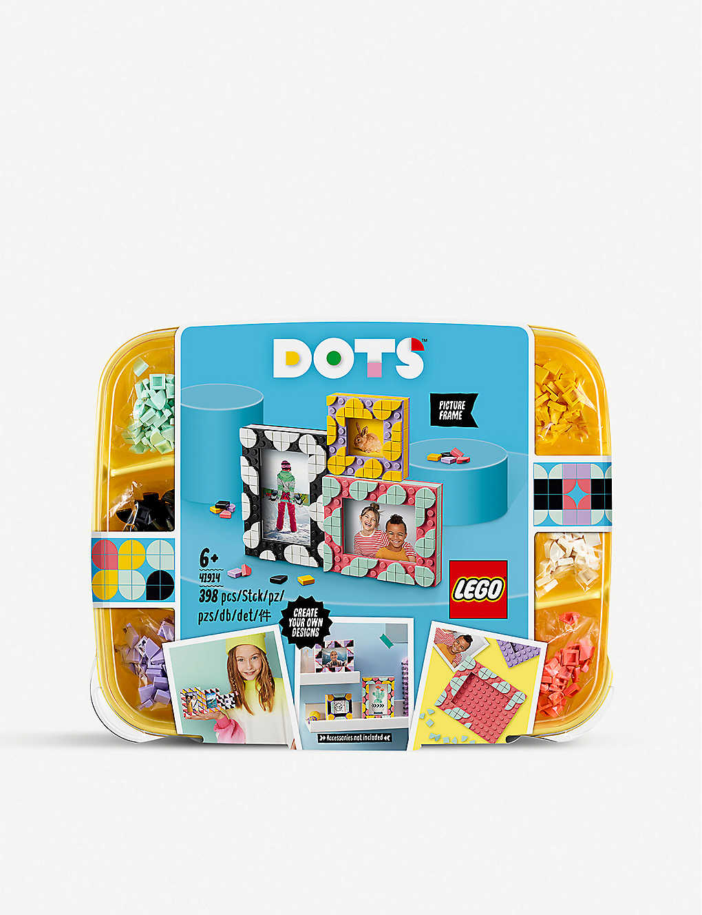 LEGO: LEGO® DOTS 41914 Creative Picture Frame set