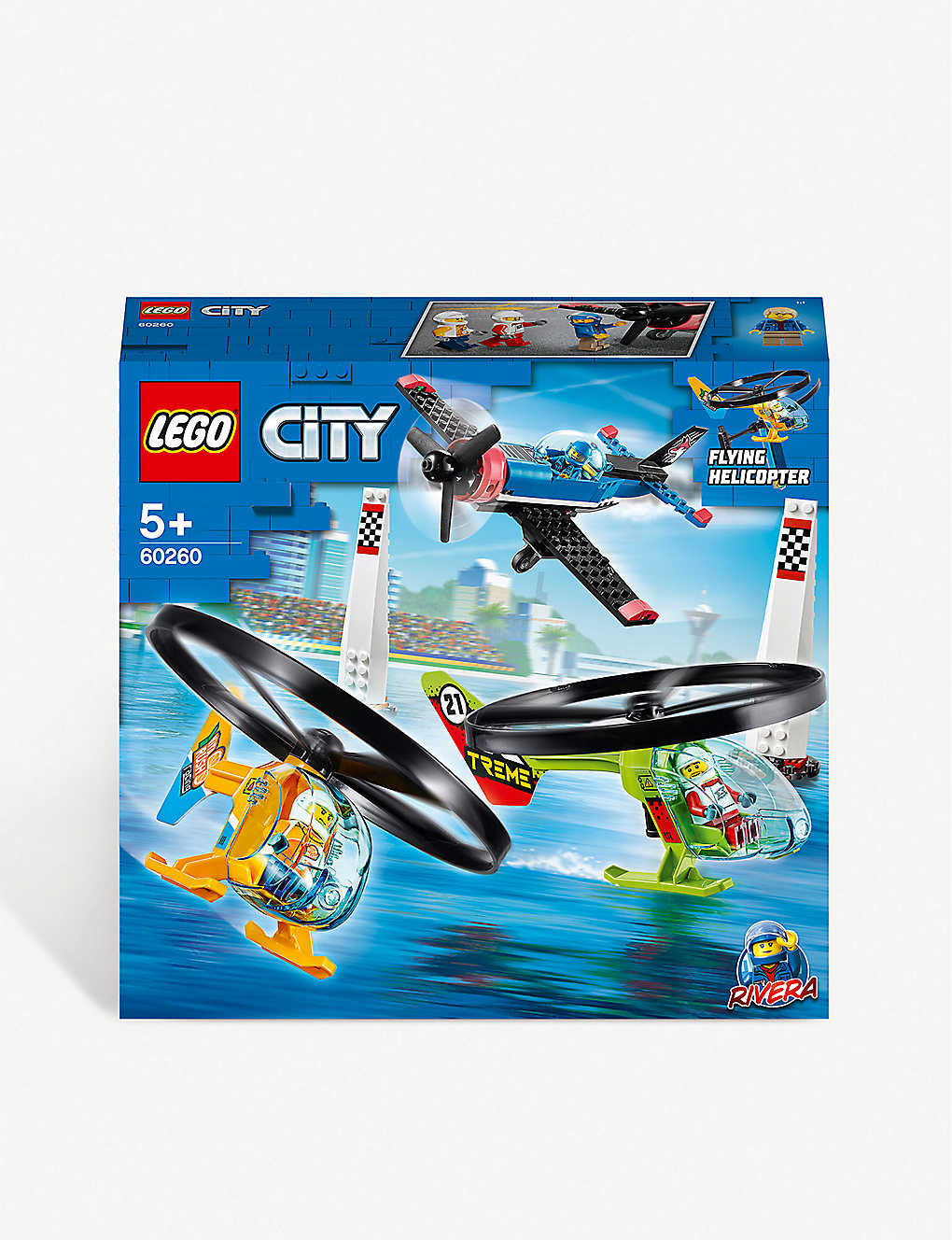 LEGO: LEGO® City 60260 Air Race set