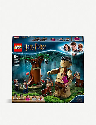 LEGO: LEGO® 75967 Harry Potter Forbidden Forest: Umbridge's Encounter set