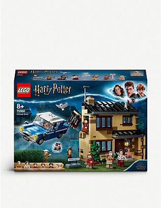 LEGO: LEGO® Harry Potter 75968 4 Privet Drive kit