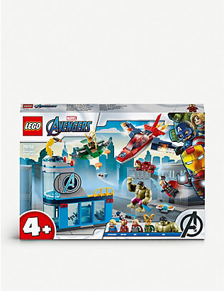 LEGO: LEGO® Marvel Avengers 76152 Wrath of Loki kit