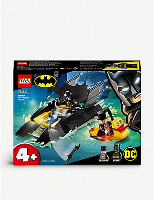 LEGO: LEGO® Batman 76158 Boatboat The Penguin Pursuit kit