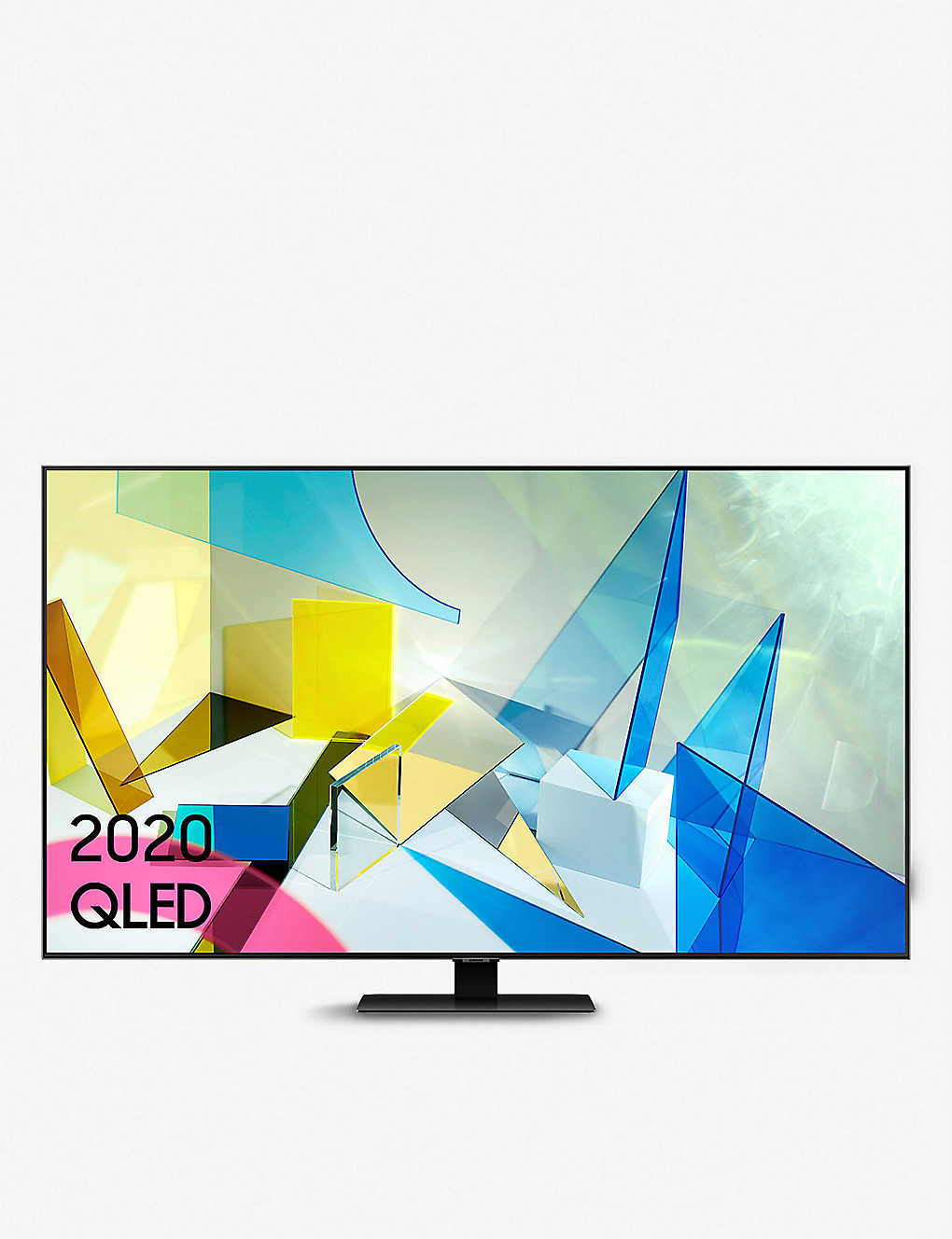 "SAMSUNG: 2020 85"" Q80T QLED 4K HDR Smart TV"