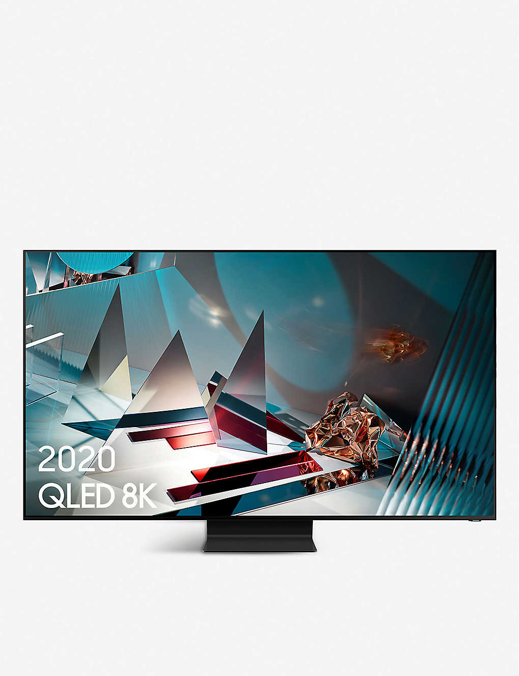 "SAMSUNG: 2020 65"" Q800T QLED 8K HDR Smart TV"