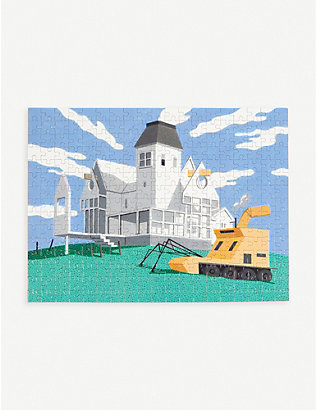 SLOW DOWN STUDIO: Deetz House 285-piece puzzle