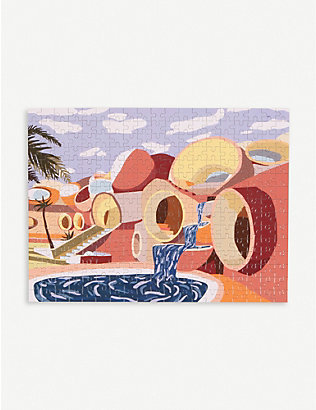 SLOW DOWN STUDIO: Palais Bulles 285-piece puzzle