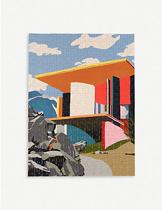 SLOW DOWN STUDIO: Yoro Park 285-piece puzzle