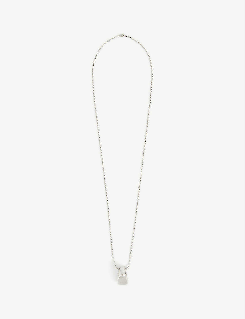 DSQUARED2 ACC: Ring pendant necklace