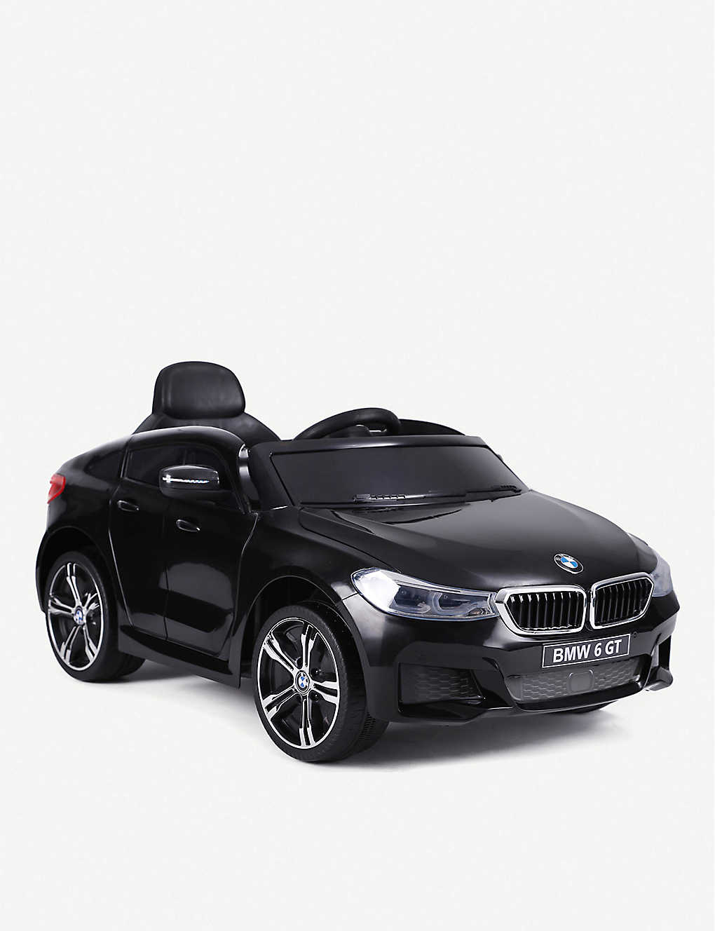Ricco Bmw 6 Gt Licenced Two Battery Powered Electric Ride On Toy Car Selfridges Com