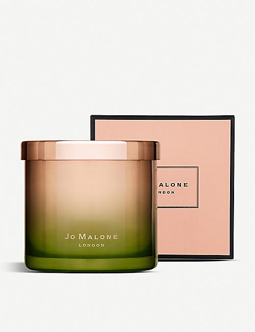 JO MALONE LONDON: English Pear & Freesia and Lime Basil & Mandarin layered scented candle 600g