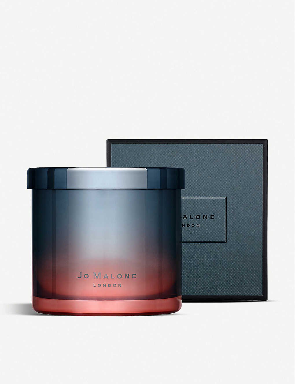 JO MALONE LONDON: Pomegranate Noir and Peony & Blush Suede layered scented candle 600g