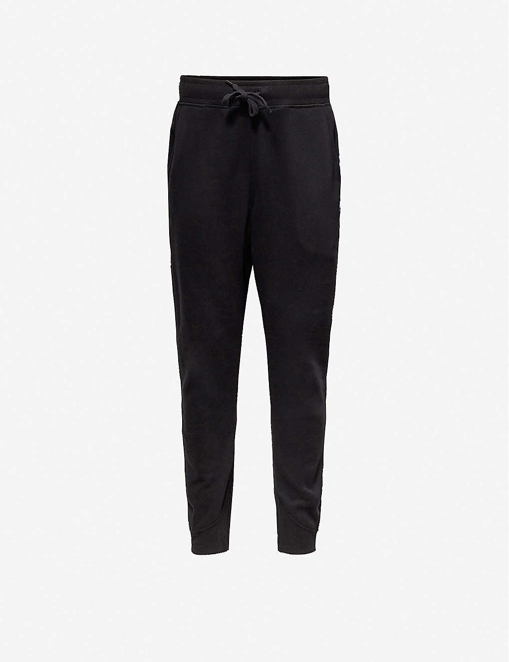 G-STAR: Slim-fit cotton-jersey jogging bottoms