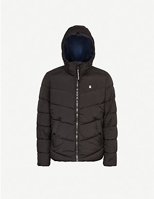G-STAR: Whistler shell puffer jacket