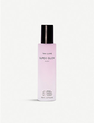 TAN-LUXE: Super Glow Body self-tan serum 150ml