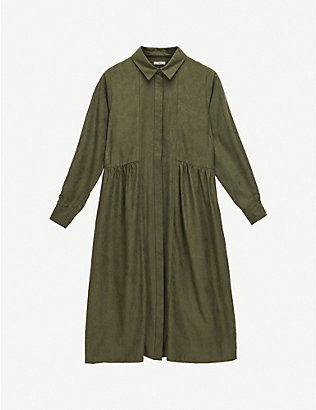 IBEN: Ebner shirt dress