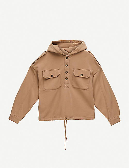 IBEN: Jayden cotton hoody