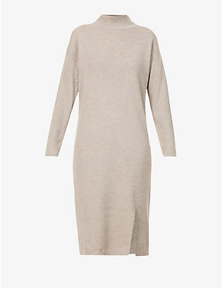 IBEN: Mio wool midi dress