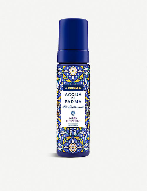 ACQUA DI PARMA: Blu Mediterraneo Mirto di Panarea shower mousse 150ml
