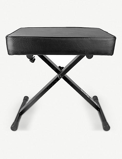 MUSIC: Rockjam Padded Keyboard Bench 67cm